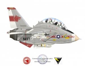 VF1 Grumman F-14A Tomcat