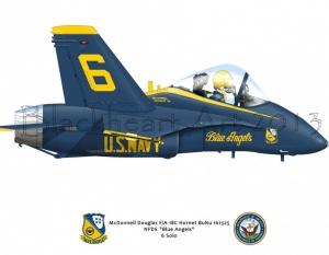 F/A-18 Blue Angles 6