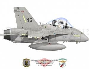 McDonnell Douglas F/A-18C