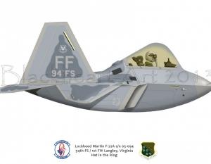 F-22 94th FS