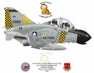 F-4 Michigan ANG
