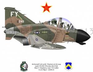 F-4 555th Rasperry