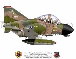F-4 Dan Cherry