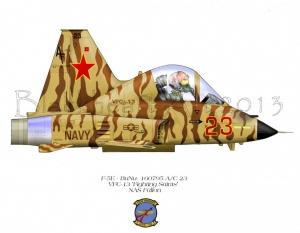 F-5E VFC-13 Saints