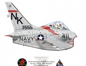 FJ Fury VA-144