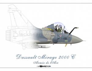 """""""Dassault Mirage 2000C"""""""