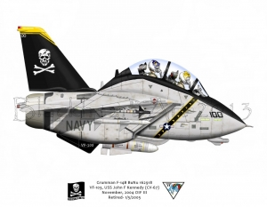 VF-103 Jolly Rogers Co Bird