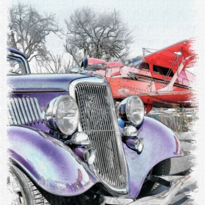 Classic Car and Class Wings