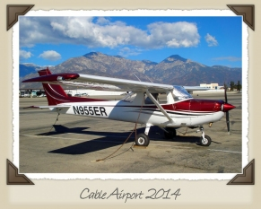 Cessna 152 N955ER KCCB, Color