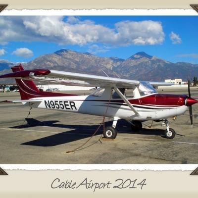 Cessna 152 N955ER KCCB, Color