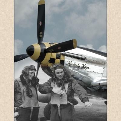 """P-51D Mustang """"Memories"""""""