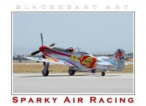 Sparky Air Racing