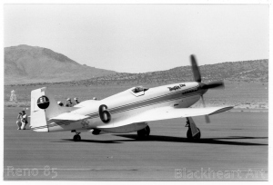 Sumthin Else P-51 Racer