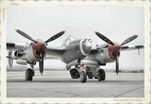 """Vintage"" P-38"