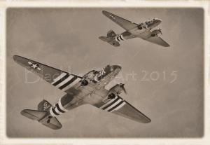 C-47's Vintage look