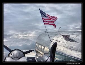 Patriotic DC-3