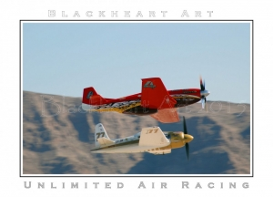 """""""Unlimited Air Racing"""""""