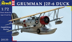 "Grumman J2F-6 ""Kit"""
