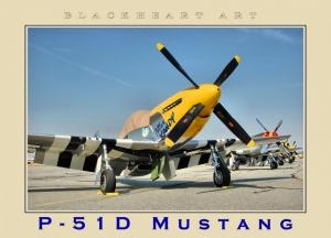 """P-51D """"Miss Kandy"""""""