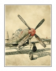 P-63 Sketch
