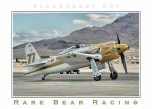 """""""Rare Bear"""" Racing"""