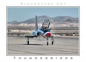 Thunderbird T-38