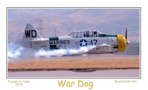 Wardog T-6