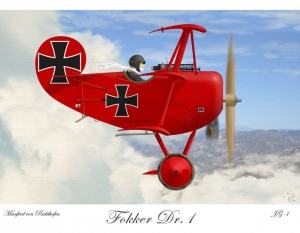 Red Baron Dr1