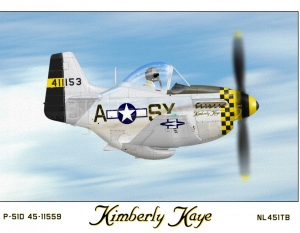 "P-51D ""Kimberly Kaye"""