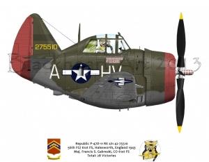 P-47D 56th FG