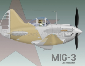 Mig-3 Late Production