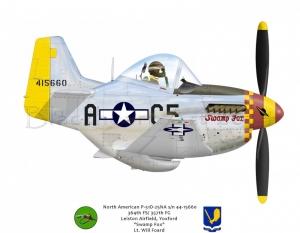 "North American P-51D ""Swamp Fox"""