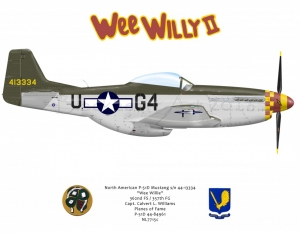 P-51D Wee Willy II