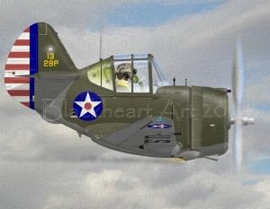 P-36A PreWar