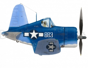 F4U Corsair Boyington,  Original art available