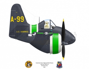 Grumman F7F MCAS El Toro