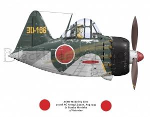 A6M7  Atsugi, Japan