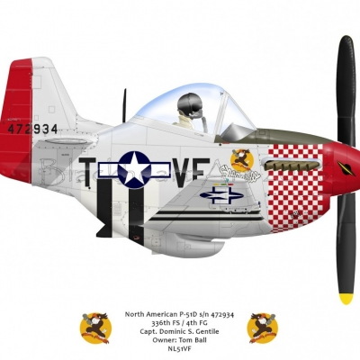 P-51 Shangrila