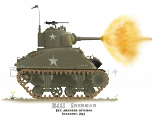 Sherman Oddball