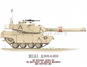 M1Ai Abrams