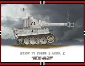 Storm Tiger, Tiger I