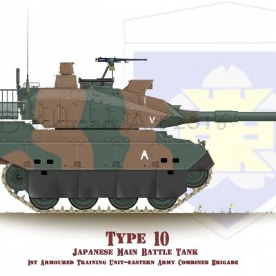 Type 10 MBT