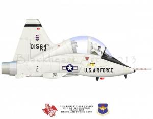 T-38 Talon 64th FTW