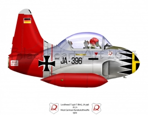 Lockheed T-33A T-Bird
