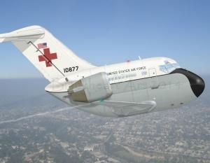 C-9 Take off