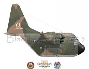 Lockheed C-130B