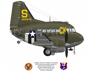 C47 435th TCG