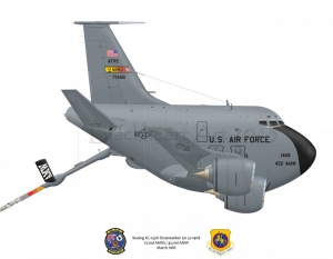 KC-135 452nd AMW