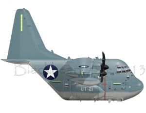 KC-130J Heritage Markings