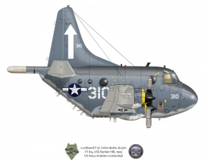 P3 Orion Heritage Markings